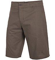 Salewa Frea - Pantaloni corti arrampicata - uomo, Brown