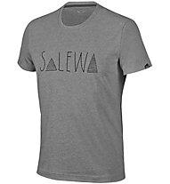 Salewa Frea Graph Dry - T-Shirt Arrampicata - uomo, Grey