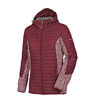 Salewa Furl 2 PRL W - Damen Jacke, Velvet Red