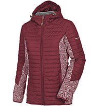 Salewa Furl 2 - Softshelljacke mit Kapuze - Damen, Red