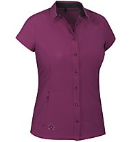 Salewa Garve DRY W S/S Shirt, Pink