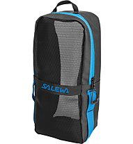 Salewa Gear Bag - borsa portaramponi, Black/Blue