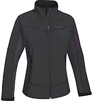 Salewa Geisler Sormwall Jacke Damen, Black Out