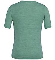 Salewa Graphic Dry K S/S - T-shirt - bambino, Green