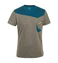 Salewa Half Dome DRY - T-shirt arrampicata - uomo, Tarmac