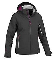 Salewa Healy PTX W Jacket Giacca hardshell donna, Carbon