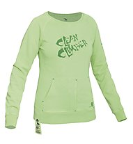 Salewa Heartbreak - Fleecejacke mit Kapuze - Damen, Green