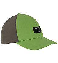 Salewa Hemp Flex - cappellino, Green/Dark Green