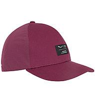 Salewa Hemp Flex - cappellino, Dark Pink