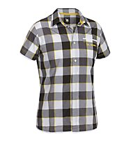Salewa Henry DRY AM S/S Shirt, M Fence Black
