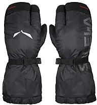 Salewa Himalayan TirolWool Lobster - Handschuh Bergsport, Black