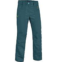 Salewa Hubella 3.0 pantaloni arrampicata donna, Cypress