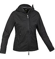 Salewa Ikaw GTX - giacca hardshell trekking - donna, Black