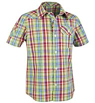 Salewa Incanto DRY K S/S Shirt, Multicolor