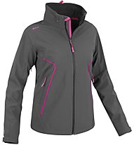 Salewa Iron 2.0 - Wind- und Regenjacke - Damen, Grey