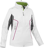 Salewa Iron 2.0 - Wind- und Regenjacke - Damen, White