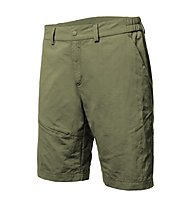 Salewa Iseo Dry - pantaloni corti trekking - uomo, Dark Green