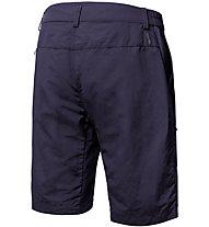 Salewa Iseo Dry - pantaloni corti trekking - uomo, Dark Blue