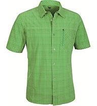 Salewa Isortoq - camicia manica corta trekking - uomo, Green