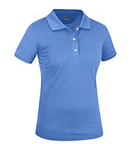 Salewa Itza 2 Dry'ton Poloshirt Damen, Bright Sea
