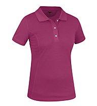 Salewa Itza 2 Dry'ton Poloshirt Damen, Dark Pink