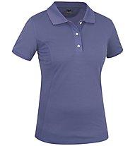 Salewa Itza 2 Dry'ton Poloshirt Damen, Blue