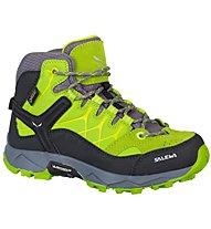 Salewa Alp Trainer Mid GORE-TEX - Wander- und Trekkingschuh - Kinder, Green