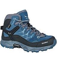 Salewa Alp Trainer Mid GORE-TEX - Wander- und Trekkingschuh - Kinder, Blue