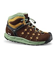 Salewa Junior Capsico Mid Waterproof, Chocolate/Pistache