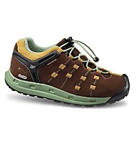 Salewa Junior Capsico Waterproof, Chocolate/Pistache