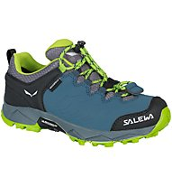 Salewa Trainer Waterproof - Wander- und Trekkingschuh - Kinder, Blue