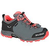 Salewa Trainer Waterproof - Wander- und Trekkingschuh - Kinder, Grey