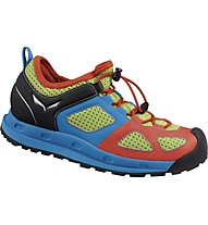Salewa Junior Swift, Blue/Red