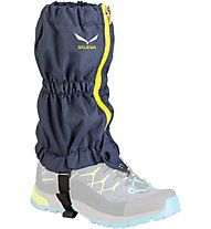 Salewa Junior Gaiter - ghette alpinismo - bambino, Blue