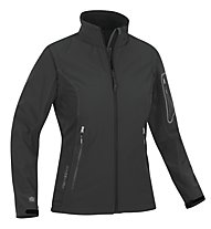 Salewa Kabru Stormwall Softshelljacke Damen, Black