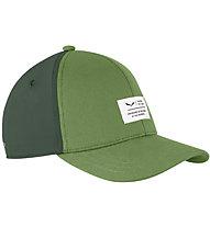 Salewa Logo K - Schirmmütze - Kinder, Green