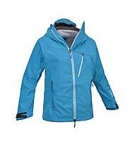 Salewa Kim PTX W Jacket - Giacca Hardshell, Opale