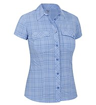 Salewa Kitaa - camicia a manica corta trekking - donna, Blue
