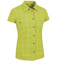 Salewa Kitaa - camicia a manica corta trekking - donna, Green