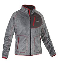 Salewa Knut Mel Lo. M Jacket Giacca in pile, Carbon
