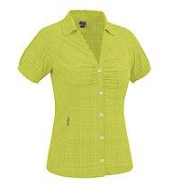 Salewa Kyst DRY AM - camicia a maniche corte trekking - donna, Light Green