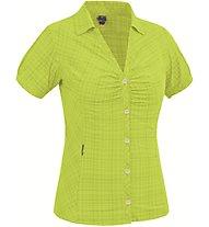 Salewa Kyst Dry'ton Antimosquito Bluse Kurzarm, Light Green