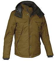Salewa La Val Powertex PrimaLoftjacke, Bronze Brown