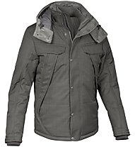 Salewa La Val PTX/PRL - giacca tempo libero - uomo, Black Olive