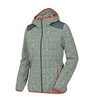 Salewa Lifi 2 - Fleecejacke mit Kapuze - Damen, Green