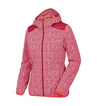 Salewa Lifi 2 - Fleecejacke mit Kapuze - Damen, Red
