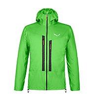 Salewa M Lagorai - giacca in GORE-TEX® con cappuccio - uomo, Green