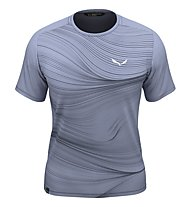 Salewa M Seceda Dry - T-shirt - Herren, Grey