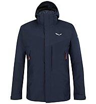 Salewa M Stelvio Convertible - giacca in GORE-TEX® 2-in-1 - uomo, Blue