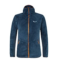 Salewa M Tognazza - Fleecejacke - Herren, Dark Blue/Orange